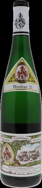 2012 Maximin Grünhäuser Herrenberg Riesling Auslese 25
