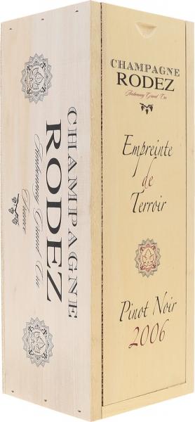 2006 Empreinte de Terroir Pinot Noir Grand Cru