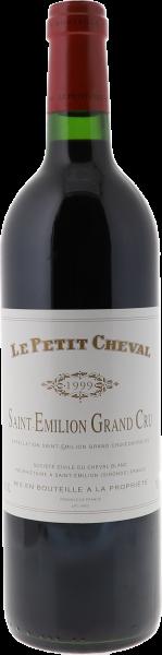 1999 Petit Cheval St. Emilion