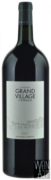 2011 Grand Village Bordeaux Supérieur