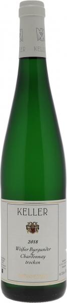 2018 Weißer Burgunder & Chardonnay Q.b.A. trocken