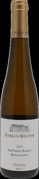 2015 Saarburger Rausch Riesling Beerenauslese goldene Kapsel