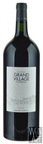 2010 Grand Village Bordeaux Supérieur