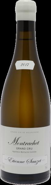 2017 Montrachet Grand Cru