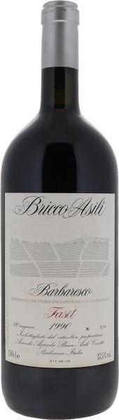 1990 Barbaresco Bricco Asili Fasêt