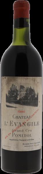 1950 L'Evangile Pomerol
