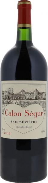 2003 Calon-Ségur St. Estèphe