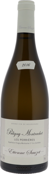 2016 Puligny-Montrachet Premier Cru Perrières