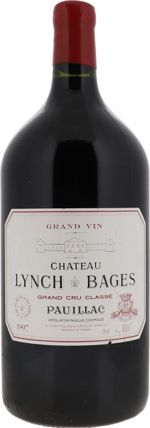1997 Lynch-Bages Pauillac