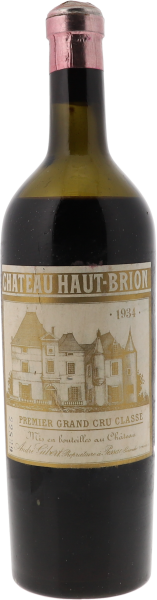 1934 Haut-Brion Graves