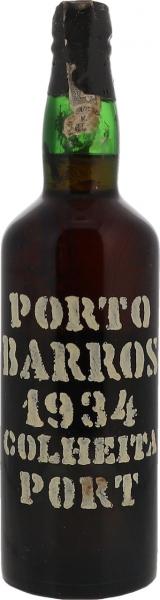 1934 Porto Barros Colheita bottled 1979