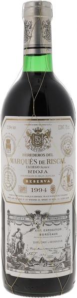 1994 Rioja Reserva