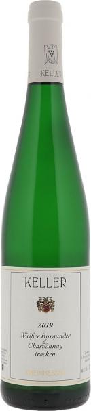 2019 Weißer Burgunder & Chardonnay Q.b.A. trocken