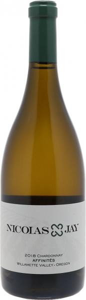 2018 Chardonnay Affinites Willamette Valley