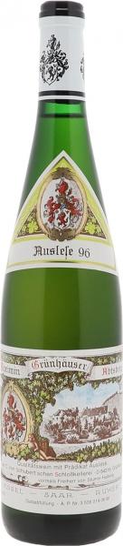 1989 Maximin Grünhäuser Abtsberg Riesling Auslese 96