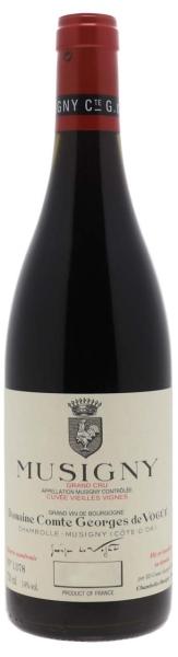 2012 Musigny Vieilles Vignes Grand Cru Domaine Release 2021
