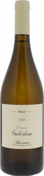 2015 Saumur Blanc Brézé