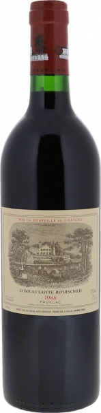 1988 Lafite-Rothschild Pauillac