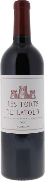 2009 Les Forts de Latour Pauillac
