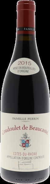 2015 Coudoulet de Beaucastel Côtes du Rhône