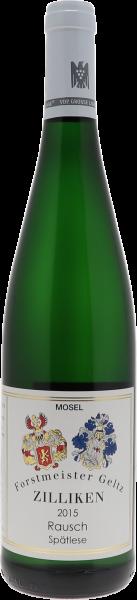 2015 Saarburger Rausch Riesling Spätlese