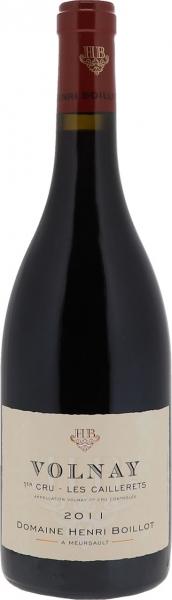 2011 Volnay Premier Cru Caillerets