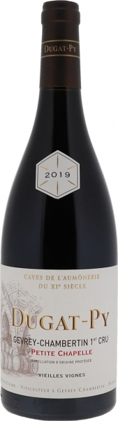 2019 Gevrey-Chambertin Premier Cru Petite Chapelle Vieilles Vignes