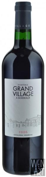 2006 Grand Village Bordeaux Supérieur