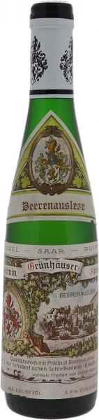 1999 Maximin Grünhäuser Abtsberg Riesling Beerenauslese
