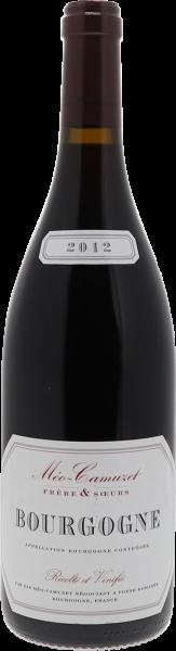 2012 Bourgogne Rouge