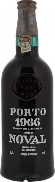 1966 Quinta do Noval Old Tawny bottled 1978
