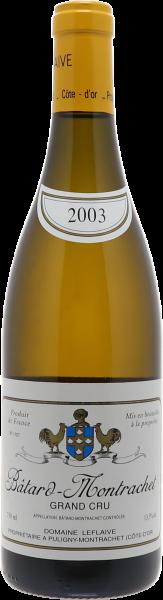 2003 Bâtard-Montrachet Grand Cru