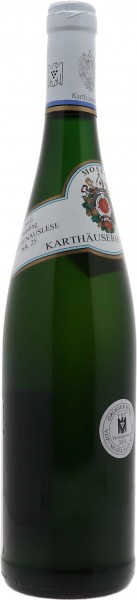 2010 Eitelsbacher Karthäuserhofberg Riesling Beerenauslese Nr. 25 Versteigerung