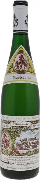 2006 Maximin Grünhäuser Herrenberg Riesling Auslese 49