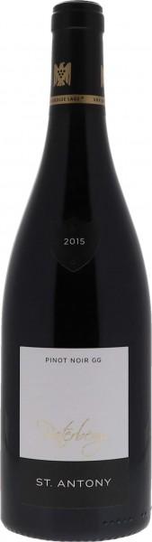 2015 Nierstein PATERBERG Pinot Noir Grosses Gewächs Q.b.A. trocken